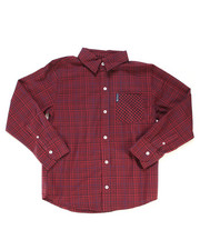 Boys - Yarn Dyed Shirt (8-18)-2246945