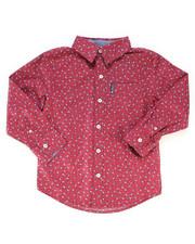 Ben Sherman - Printed Woven Shirt (4-7)-2246959