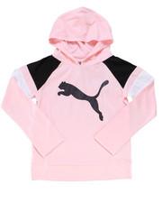 Hoodies - Jersey Color Block Pullover Hoodie (7-16)-2247164