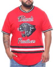 Men - Black Panthers T-shirt (B&T)-2246756