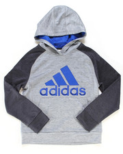 Adidas - Fusion Pullover Hoodie (8-20)-2247026