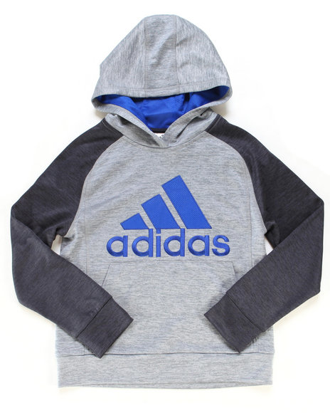 Adidas - Fusion Pullover Hoodie (8-20)