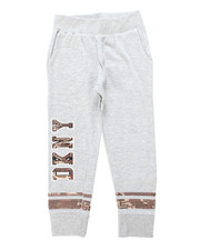Sweatpants - DKNY Sequin Sweatpants (4-6X)-2247634