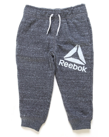 Reebok - Snow French Terry Joggers (2T-4T)