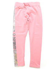 Sweatpants - DKNY Glitter Sweatpants (7-16)-2247572