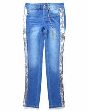 DKNY Jeans - Sequin Tape Jegging (7-16)-2247579