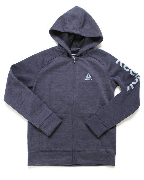 Reebok - Sporty Zip-Up Jacket (8-20)