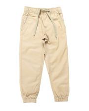 Arcade Styles - Twill Fashion Jogger Pants (4-7)-2247619