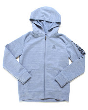 Boys - Sporty Zip-Up Jacket (8-20)-2247474