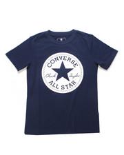 Converse - Chuck Taylor Script Tee (8-20)-2247669