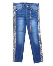 Jeggings  - Sequin Tape Jegging (4-6X)-2247599
