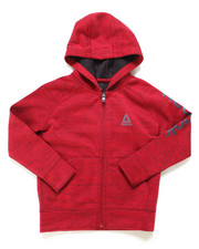 Boys - Sporty Zip-Up Jacket (4-7)-2247489