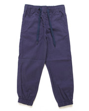 Boys - Twill Fashion Jogger Pants (4-7)-2247414