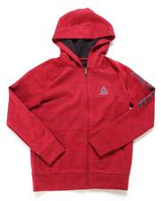 Track Jackets - Sporty Zip-Up Jacket (8-20)-2247484