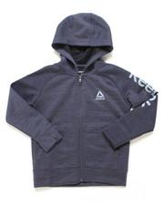 Boys - Sporty Zip-Up Jacket (4-7)-2247454