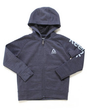 Reebok - Sporty Zip-Up Jacket (4-7)-2247454