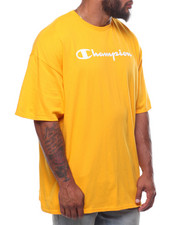 Short-Sleeve - S/S Script Logo Tee (B&T)-2248411