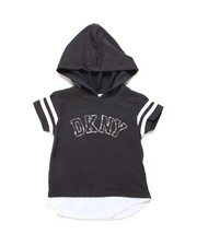 Tops - DKNY Hooded Tee (4-6X)-2247723