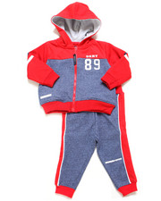 Boys - New York 2 Piece Fleece Set (Infant)-2247768