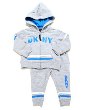Boys - 5th Ave 2 Piece Fleece Set (Infant)-2247755