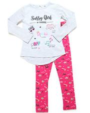 Girls - 2 Piece Knit Tunic & Legging Set (4-6X)-2247836