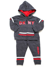 Boys - 5th Ave 2 Piece Fleece Set (Infant)-2247743