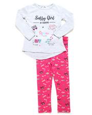 Girls - 2 Piece Knit Tunic & Legging Set (2T-4T)-2247793