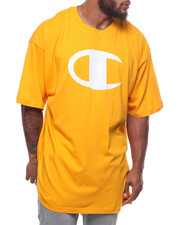 Champion - S/S Large Chest Logo Tee (B&T)-2248406