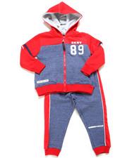DKNY Jeans - New York 2 Piece Fleece Set (2T-4T)-2247789