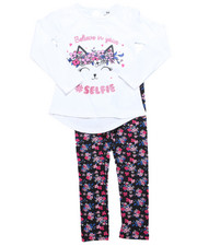 Girls - 2 Piece Knit Tunic & Legging Set (4-6X)-2247891