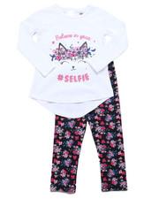 Girls - 2 Piece Knit Tunic & Legging Set (2T-4T)-2247882