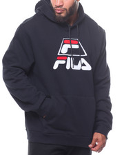 Fila - Trent Pullover Hoodie (B&T)-2248511