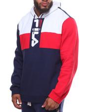 Fila - Ollie Fleece Pullover (B&T)-2248504