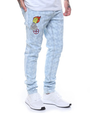 Jeans & Pants - CHECKERED DENIM-2249289