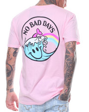 Pink Dolphin - NO BAD DAYS TEE-2249123