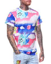 Pink Dolphin - MR POSITIVE ALLOVER TEE-2249058