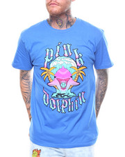 Pink Dolphin - PALMS OF PARADISE TEE-2249049