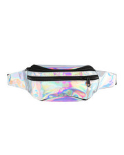 Fashion Lab - Metallic Fanny Pack-2248433