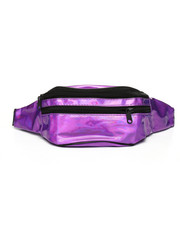 Fashion Lab - Metallic Fanny Pack-2248431