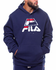 Fila - Trent Pullover Hoodie (B&T) -2248514