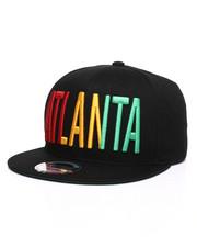 Hats - Atlanta Criss Cross City Snapback Hat-2248440
