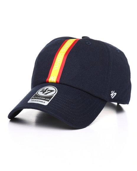 '47 - New York Yankees Trip Stripe 47 Clean Up Cap