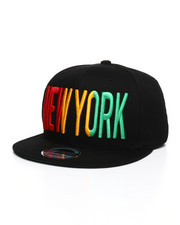 Hats - New York Criss Cross Snapback Hat-2248432