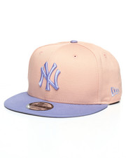 New Era - 9Fifty New York Yankees Blush Snapback Hat-2248441