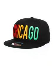 Hats - Chicago Criss Cross City Snapback Hat-2248437