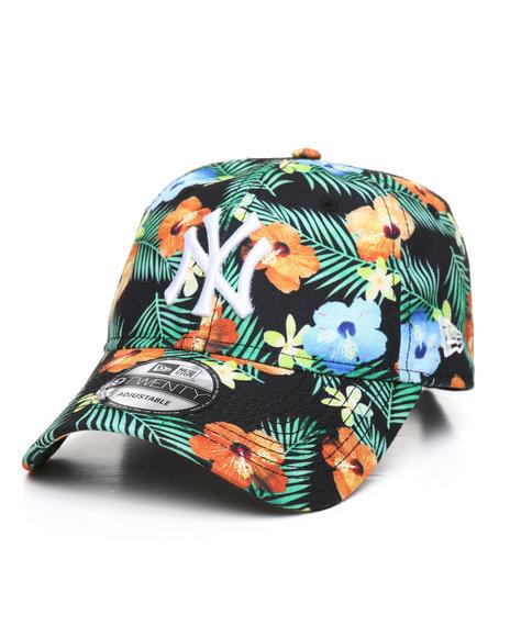 528ee56d41588 Buy 9Twenty New York Yankees Floral Dad Hat Men s Hats from New Era ...