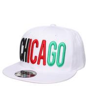 Hats - Chicago Criss Cross City Snapback Hat-2248438