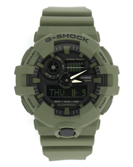 G-Shock by Casio - G-Shock GA-700UC-3A Utility Color Watch