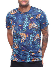 Shirts - TIGER FLORAL TEE-2249919