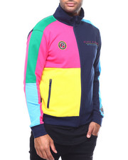 Black Pyramid - BP ATHLETIC COLOR TRACK JACKET-2249872